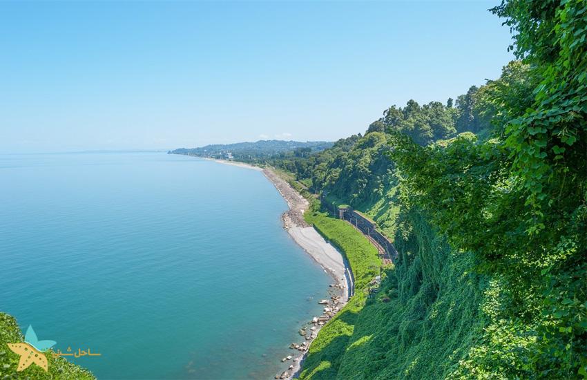ساحل دریای سیاه