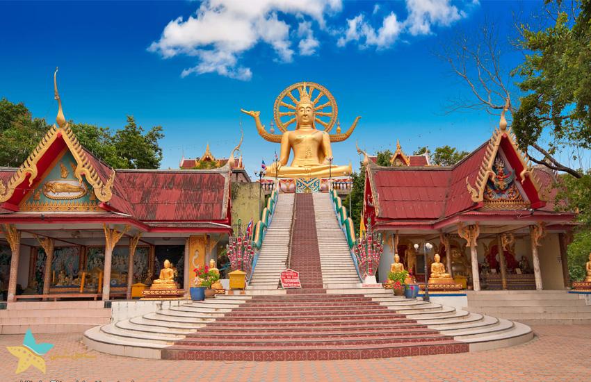 معبد بودای بزرگ سامویی