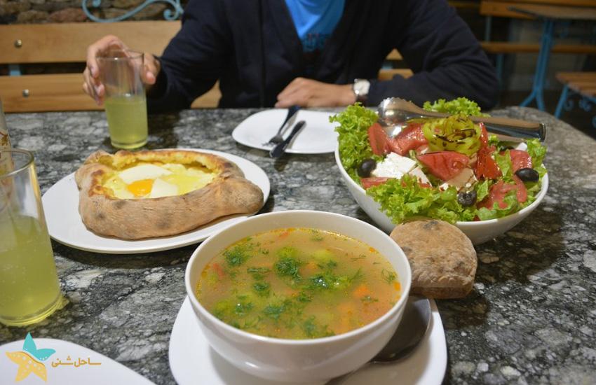 رستورانهای باتومی