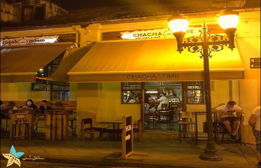 رستوران چاچا تایم باتومی