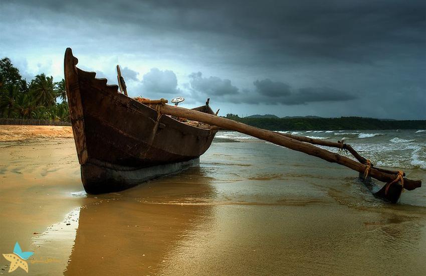 ساحل موبور گوا