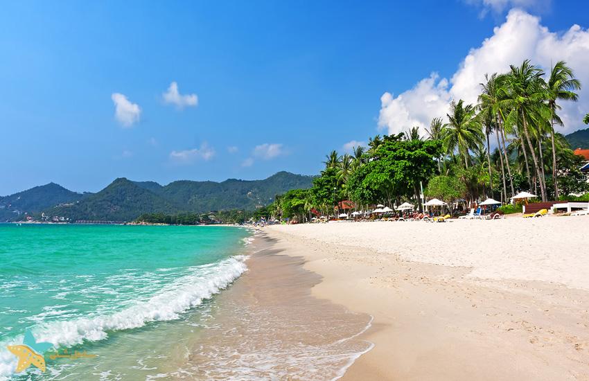 ساحل Chaweng