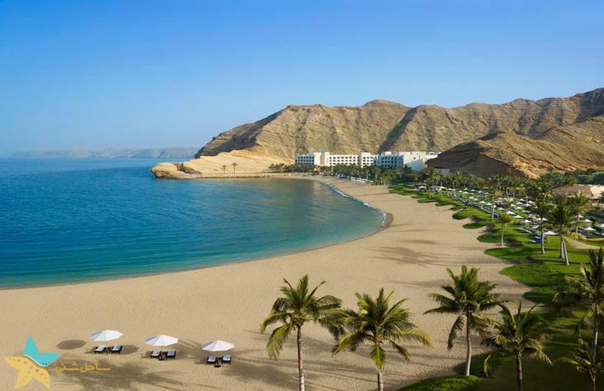 سواحل مسقط عمان