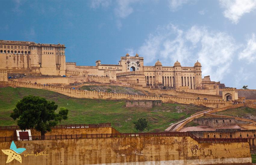 قلعهی آمیر در جیپور
