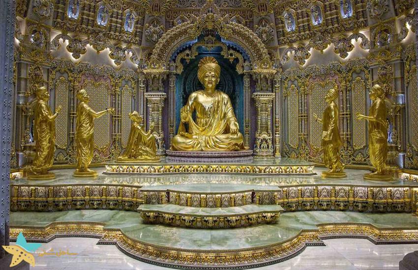 معبد Akshardham