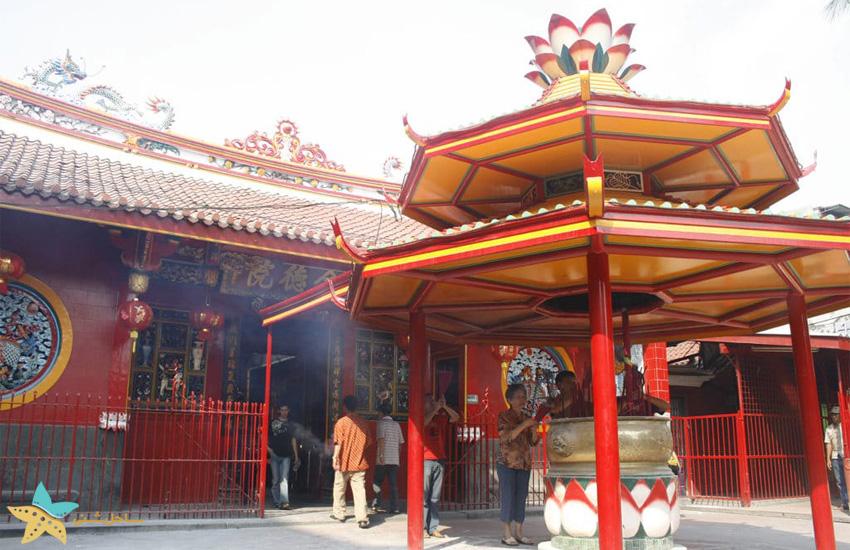 معبد Jin De Yuan | تور جاکارتا اندونزی