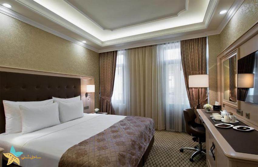 هتل دیوان سوییتس باتومی