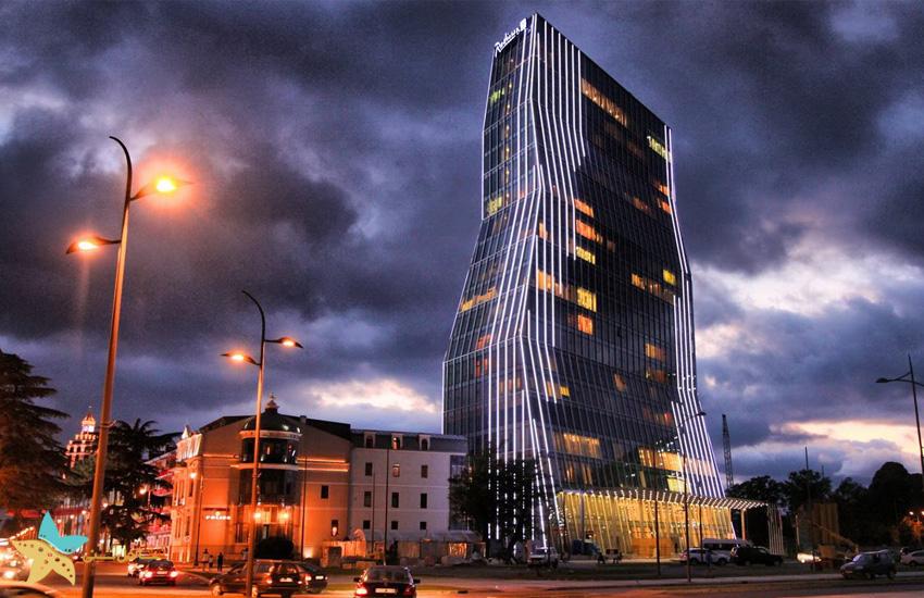 هتل رادیسو بلو