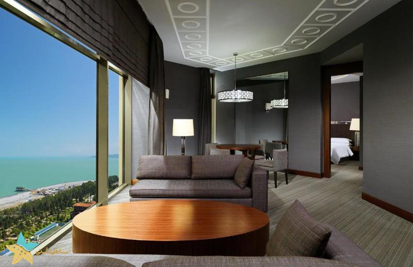 هتل شرایتون باتومی