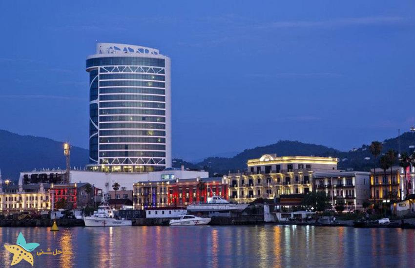 هتل ولموند باتومی