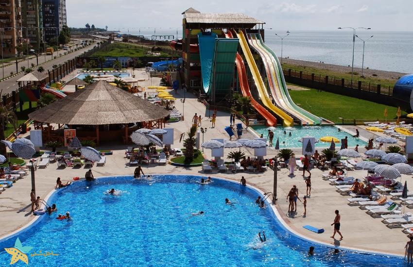 پارک آبی دریای سیاه