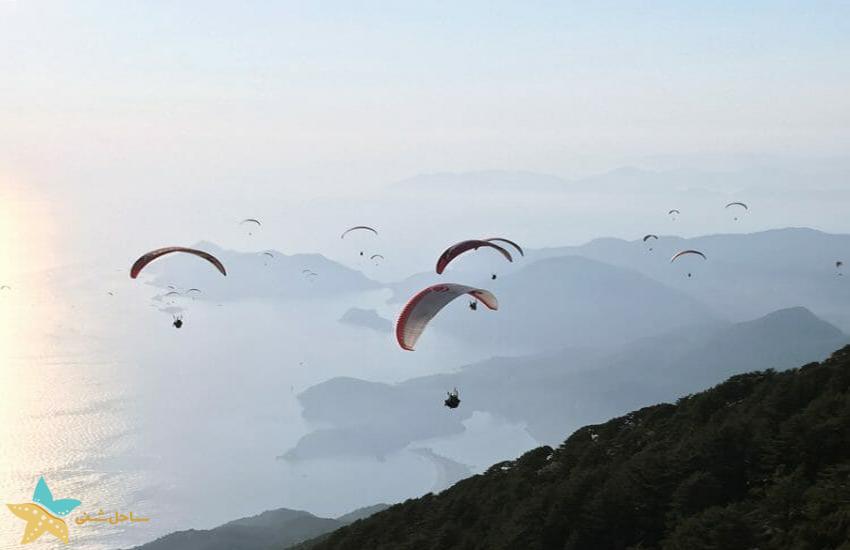 کوه Babadağ