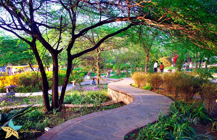 5 senses garden delhi