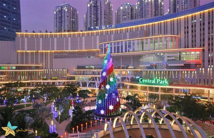 jakarta central park mall