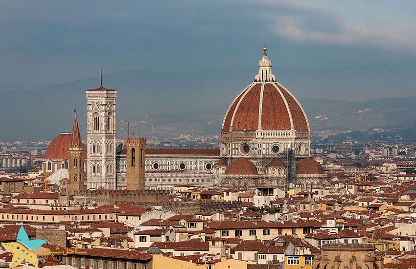 ایتالیا - کلیسای جامع فلورانس