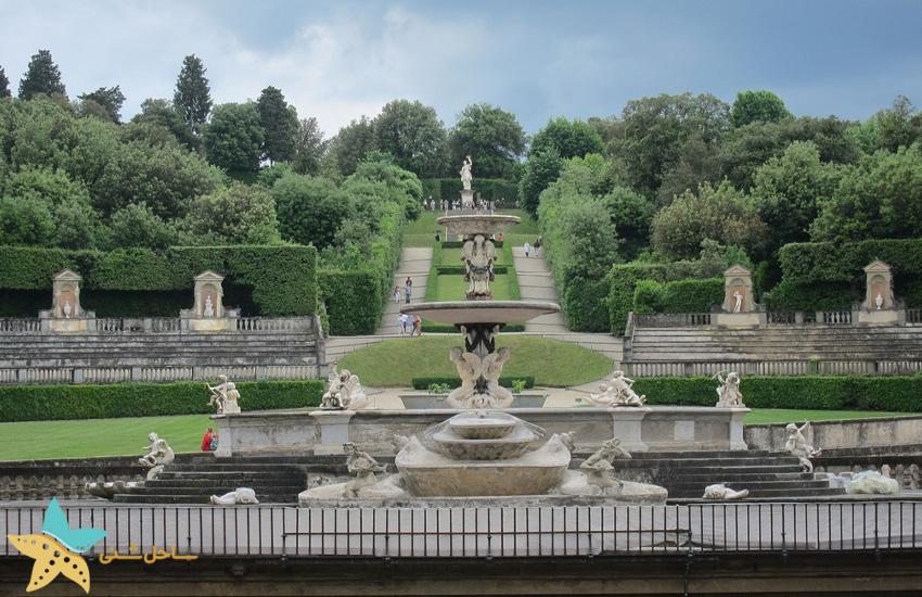 باغ Boboli