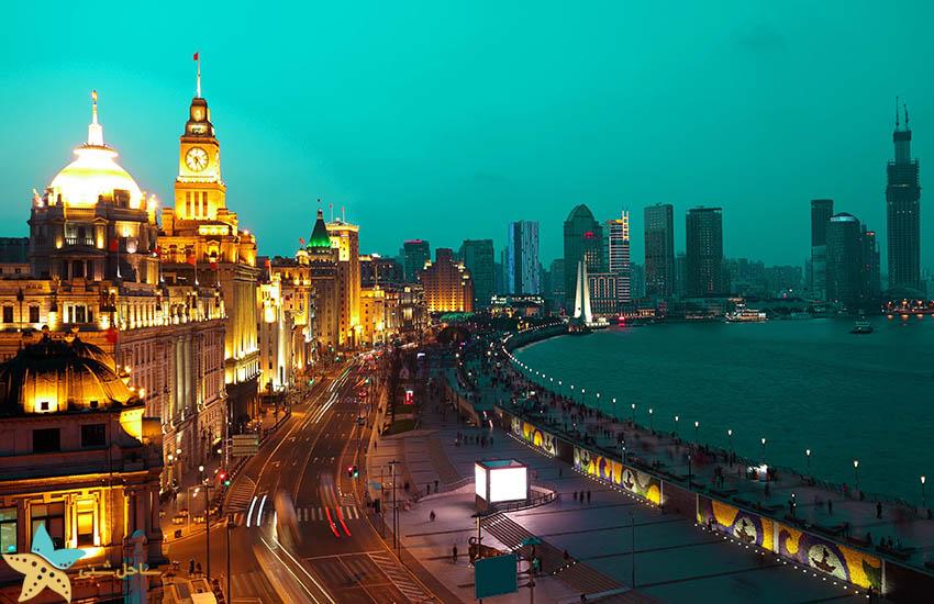 تفرجگاه بوند - جاذبههای گردشگری چین