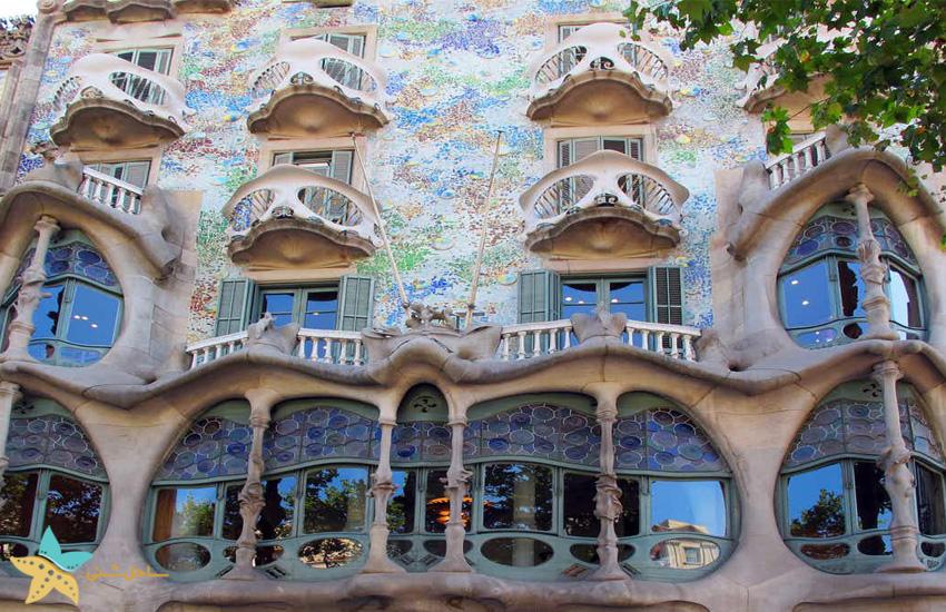 تور پاریس بارسلونا