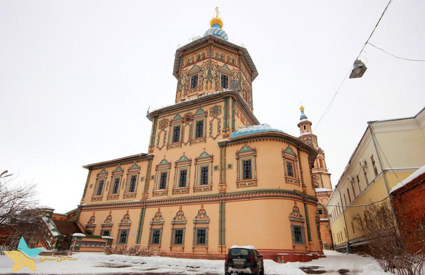 تور کازان روسیه