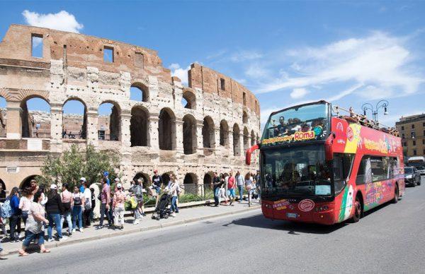 حمل و نقل عمومی در رم
