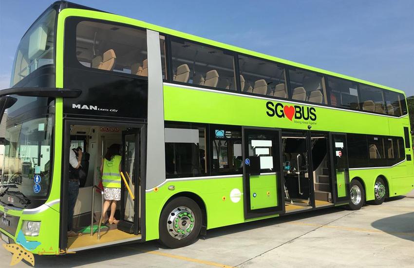 اتوبوس در سنگاپور