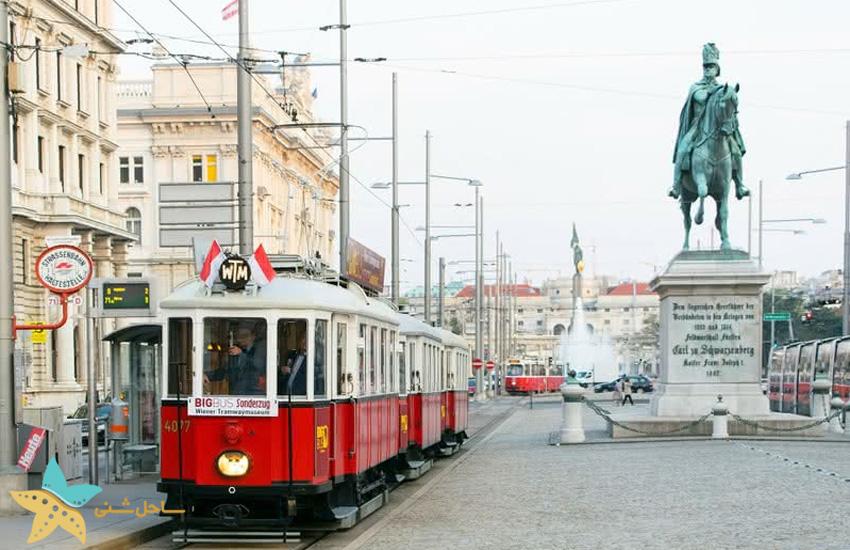 حمل و نقل عمومی در وین