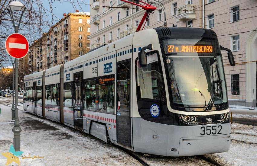 راهنمای حمل و نقل عمومی در مسکو