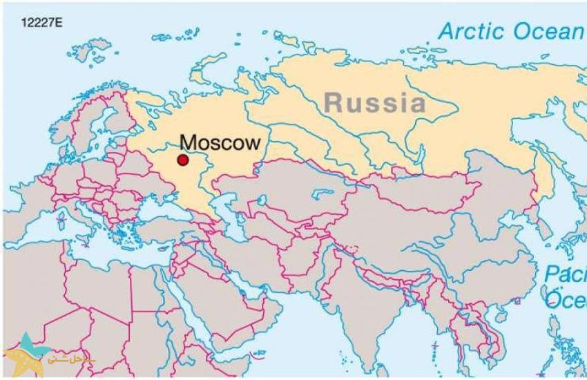 رزرو تور مسکو