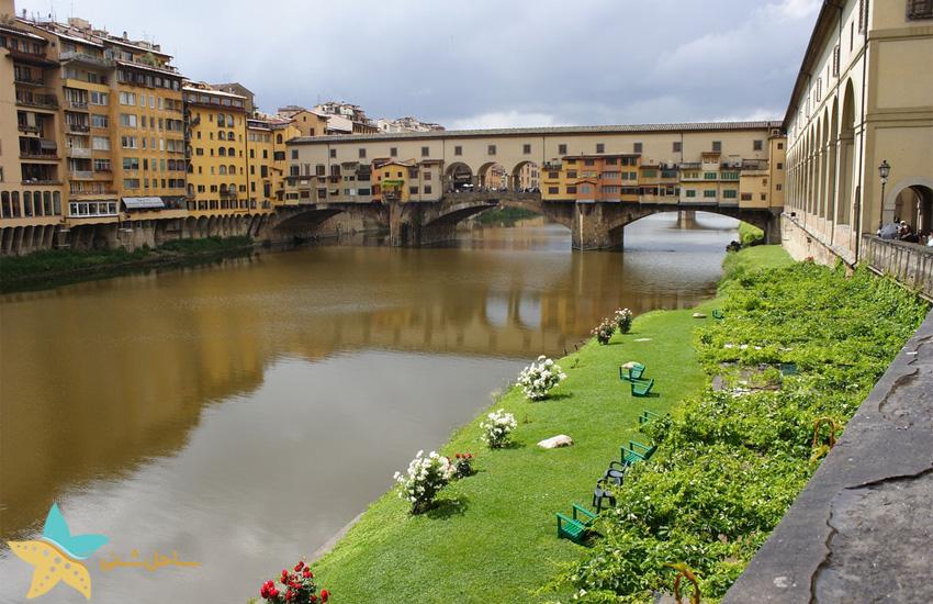 سفر به فلورانس ایتالیا