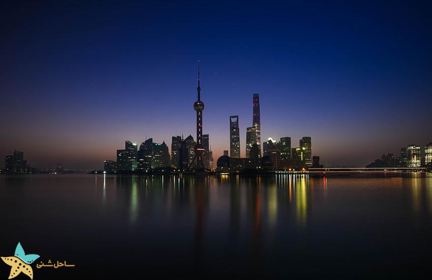 شانگهای - جاذبههای گردشگری چین