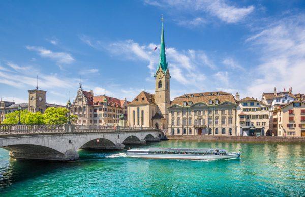 شهر زوریخ در سوییس | جاذبههای گردشگری زوریخ سوییس