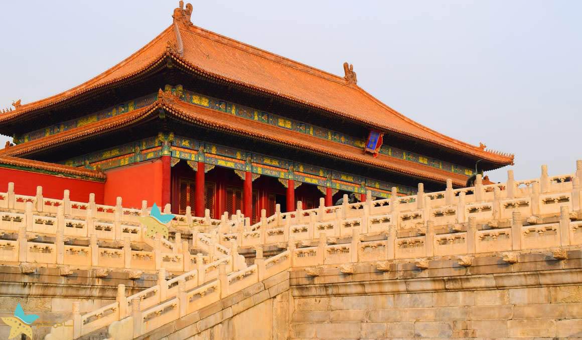 شهر ممنوعه پکن - جاذبههای گردشگری چین