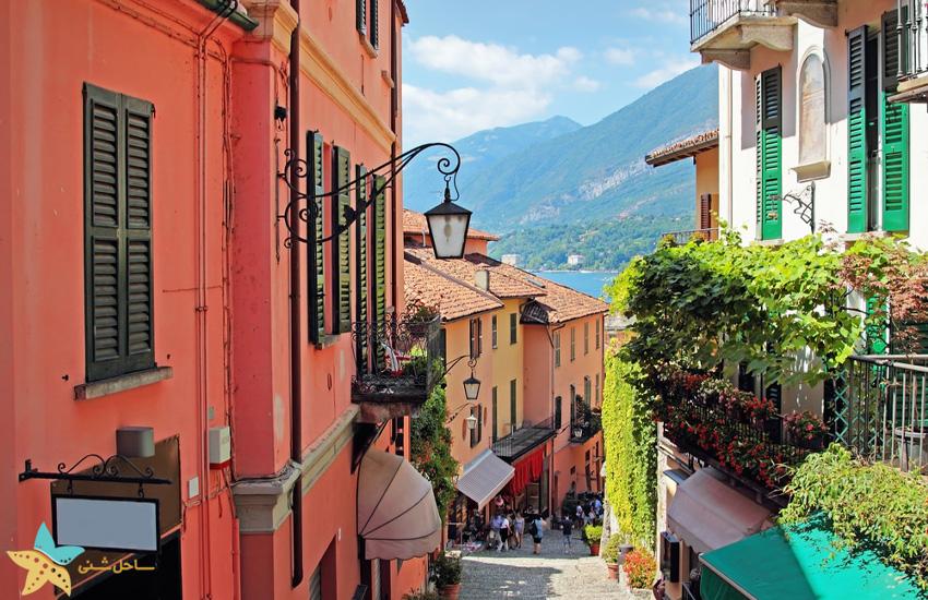 شهر Como ایتالیا