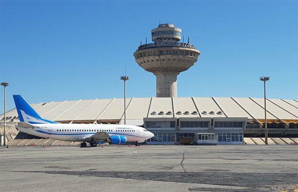 فرودگاه زوارتنوتس ایروان