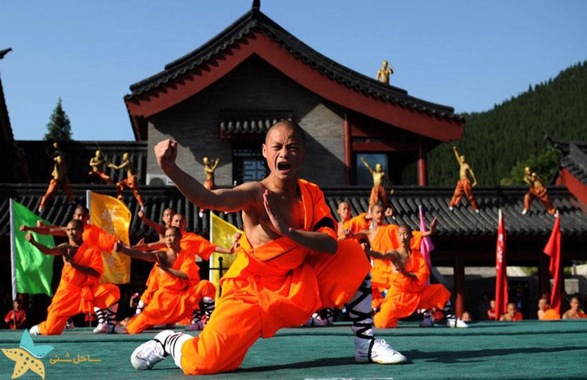 فستیوال هنرهای رزمی در چین