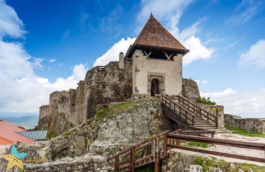 قلعهی Visegrád