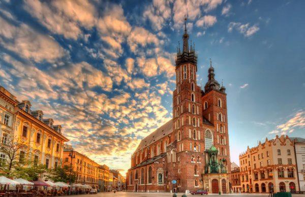 جاذبههای گردشگری لهستان