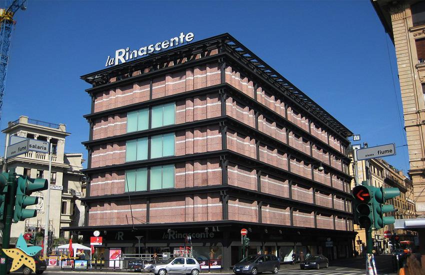مرکز خرید La Rinascente