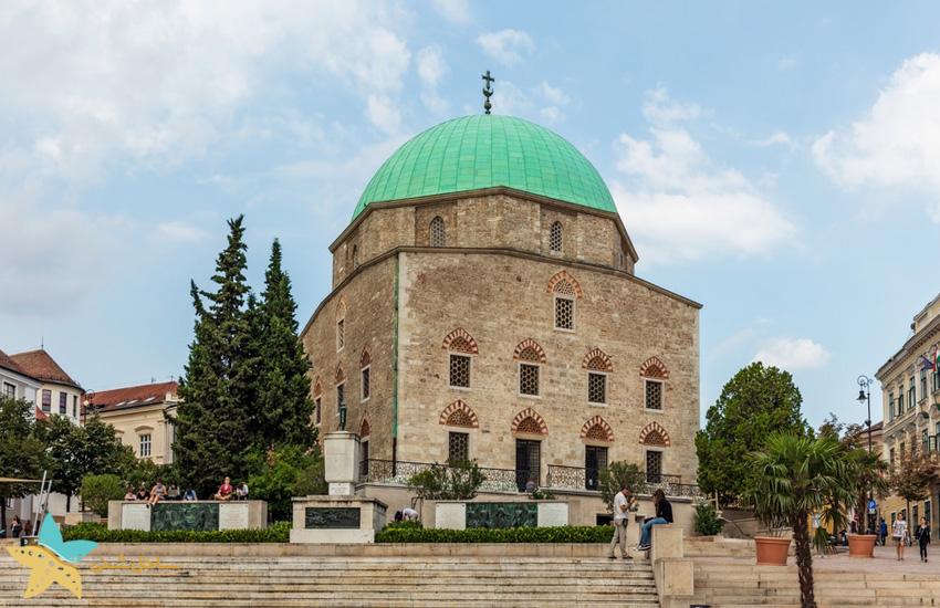 مسجد قاسم پاشا در شهر Pécs