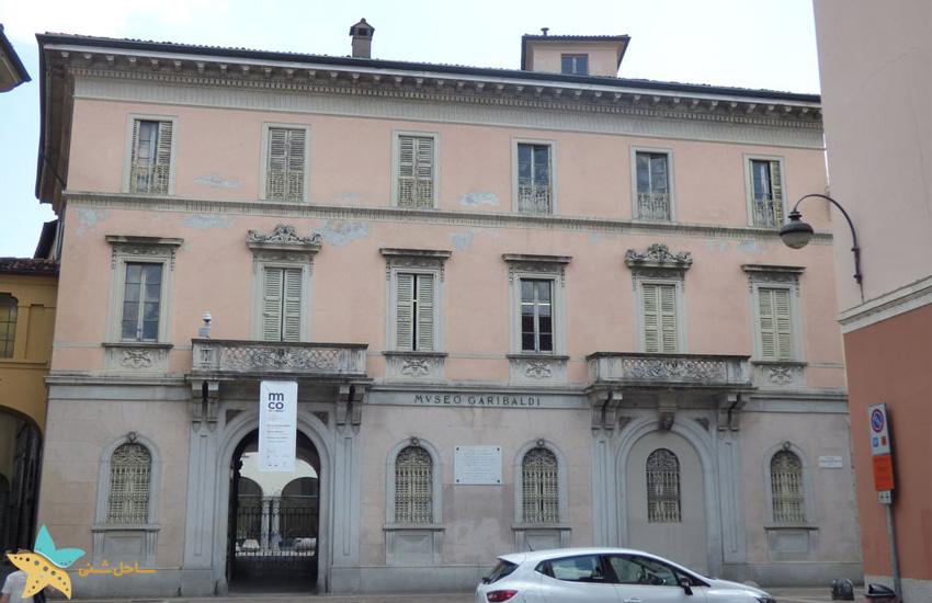 موزهی تاریخی Giuseppe Garibaldi در شهر کومو