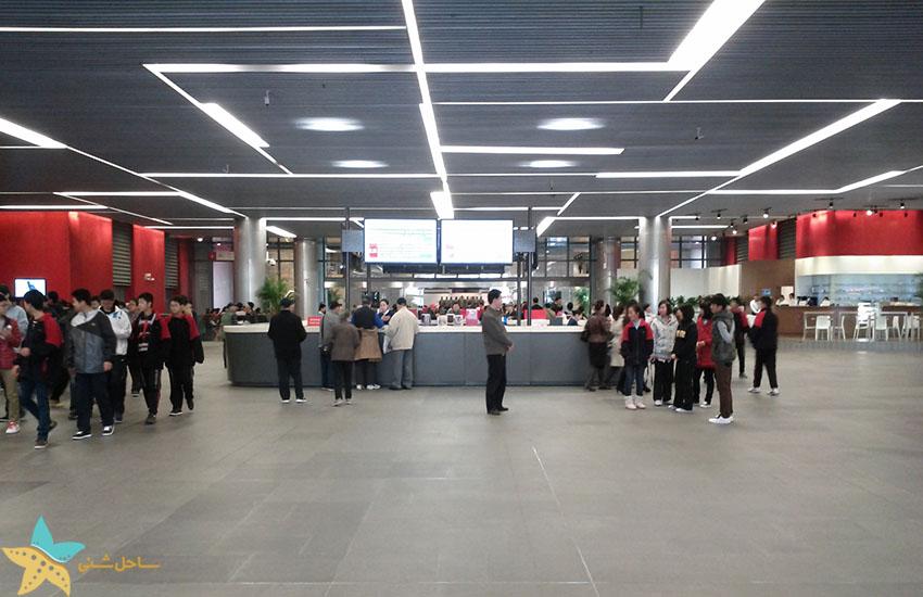 موزه هنر شانگهای - جاذبههای گردشگری چین