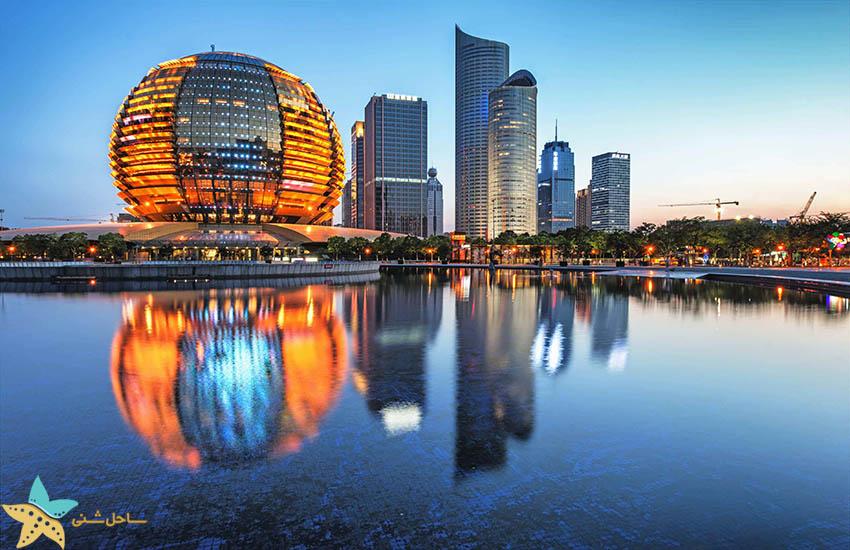 هانگزو - جاذبههای گردشگری چین