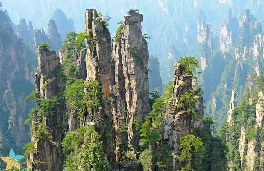 ولینگ یانگ - جاذبههای طبیعی چین