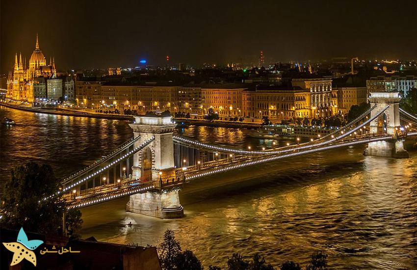 پل زنجیر بوداپست