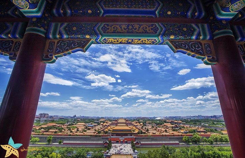 پکن - جاذبههای گردشگری چین