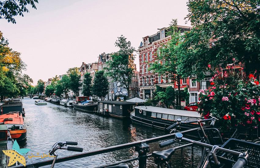 کانالهای آمستردام