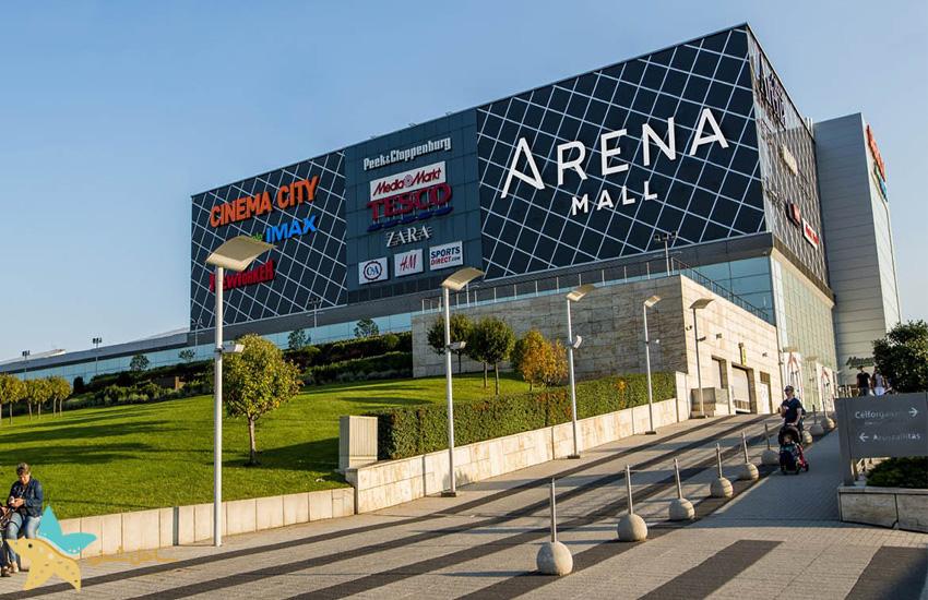 Arena Plaza در بوداپست