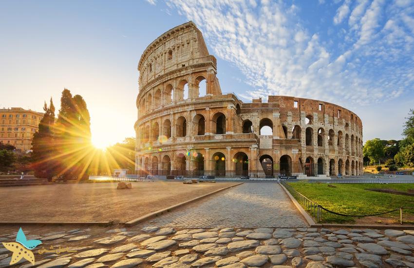 Colosseum | تور مجارستان ایتالیا فرانسه