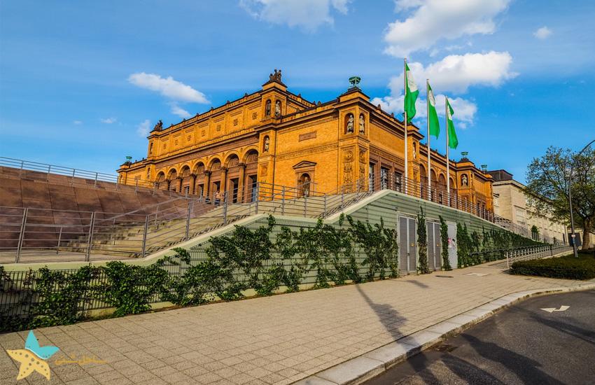 موزهی Kunsthalle