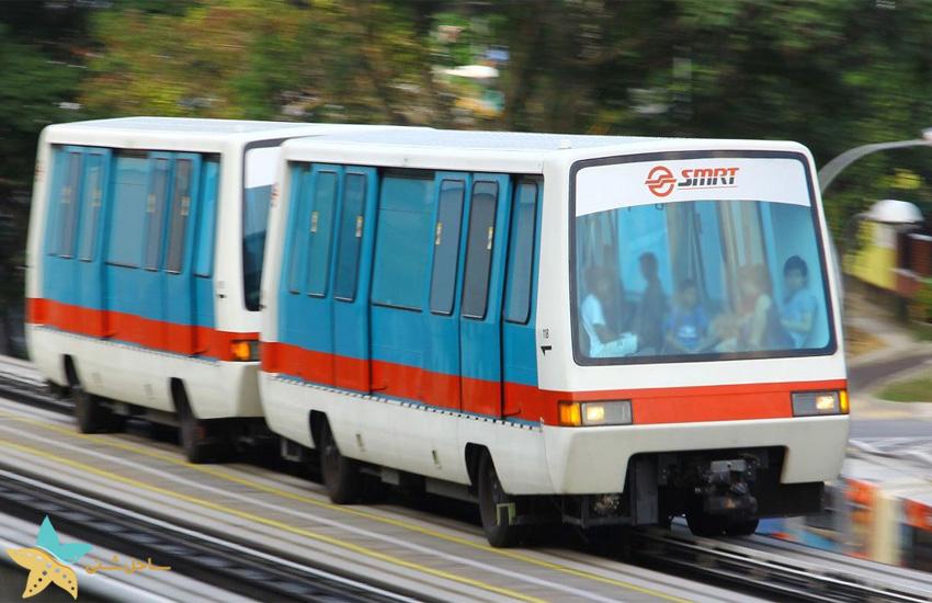 LRT در سنگاپور